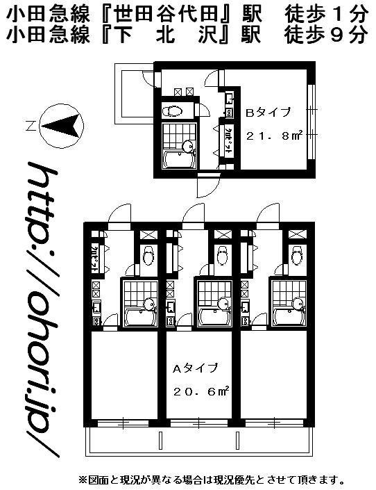 間取図 A,B.JPG